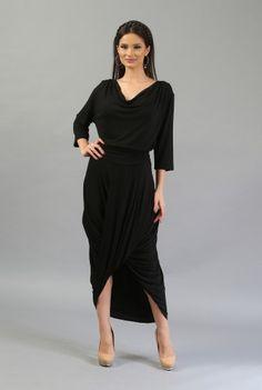 Rochie uni R025-NM -  Ama Fashion