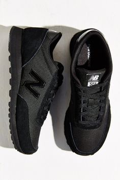 New Balance X UO Black 501 Running Sneaker
