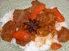 Spicy Beef Stew Bo Kho) Recipe - Food.com - 109994