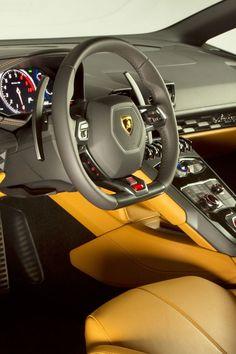 lamborghini huracan lp 610 4 - Lamborghini Huracan Orange Interior
