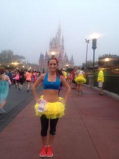 A Run Disney Costumes, Running Costumes, Halloween Costumes, Disney Half Marathon, Disney Princess Half Marathon, Disney Running Outfits, Princess Running Costume, Disney Events, Disney Races