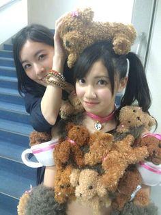 Matsui Jurina & Kitagawa Ryoha