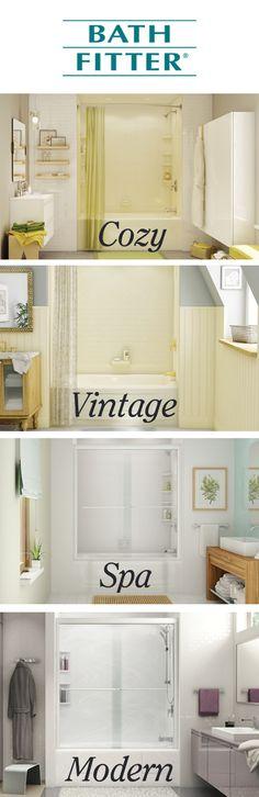 Sleek Designs For Your New Bathtub Bath Fitter Designs