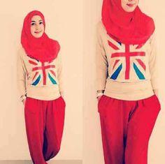 Set hijab batwing england @89rb +cln harem+pashmina, seri 2pcs, bhn spdx rayon super, good quality Fit xl, close PO 14 agustus, ready akhir september Order by BB : 27B24069 CALL : 081234284739 SMS : 082245025275 WA : 08813225767 FB : Vanice Cloething Twitter : @VaniceCloething Instagram : Vanice Cloe