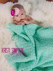 Kristi Simpson Crochet Patterns | Cuddle Me Blanket Free