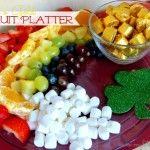Pot Of Gold Fruit Platter