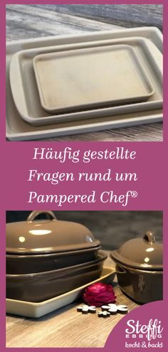 Pampered Chef, Snacks, Butter Dish, Stoneware, Dishes, Bakeware, Purchase Order, Healthy Recipes, Foods