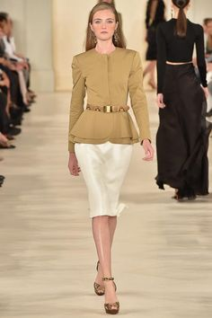 Ralph Lauren Spring 2015 Ready-to-Wear - Collection - Gallery - Look 27 - Style.com