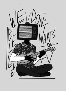 We Don't Believe What's On TV // Twenty One Pilots