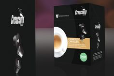 Crescento Espresso Capsules