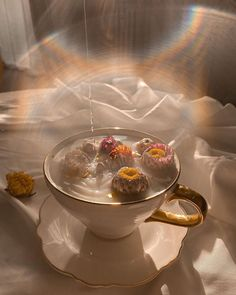 Sun Aesthetic, Beige Aesthetic, Soft Colors, Colours, Autumn Tea, Instagram Background, Looks Cool, Cup And Saucer, Punch Bowls