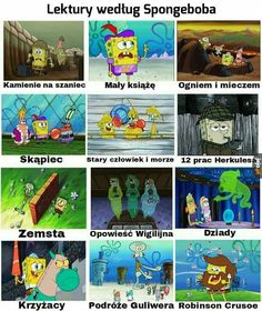 Best Memes, Funny Memes, Polish Memes, Spongebob Squarepants, Something Else, Read News, Deadpool, Geek Stuff, Lol