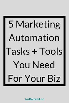 Here's my top 5 marketing automation tools plus the associated task that you need in your business. Click to grab even more freebies!  #internetmarketers #internetmarketingstrategies #digitalmediaagency #payperclick #contentmarketer #contentagency #contentmanager #contentcuration #contentdevelopment #emailsuccess #emailing #emaillist #emailmarketingtips #emailmenowtogetstarted #emailus #emailcampaign #emaillife #emailautomation #mailchimp #infusionsoft #convertkit Marketing Automation, Marketing Tools, Email Marketing, Internet Marketing, Email Campaign, Email List, Growing Your Business, Digital Media, Freedom