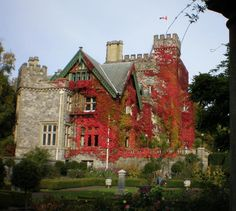 Hatley Castle Bed and Breakfast