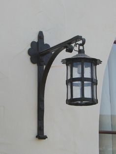 Spanish lantern sight light by Bushere & Son