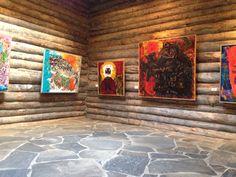 Galleriamuseo Reidar Särestöniemi, Kittilä Finland Exhibitions, Finland, Artsy, Culture, Painting, Design, Painting Art, Paintings
