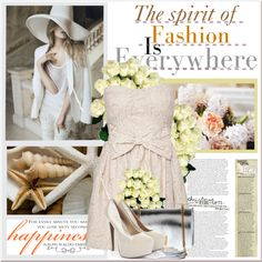 """""""the spirit of fashion is everywhere"""" by vihka ❤ liked on Polyvore"""