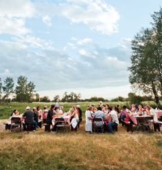 Brides: Rehearsal Dinner Tips: How to Pace a Plated Dinner Party - good info, but timeline is a little long into the night zzz