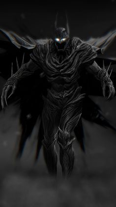 Worst Nightmare Batman by JPGraphic