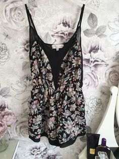 0baf0fd5b0f Cameo Rose (New Look) floral playsuit size 10  fashion  clothing  shoes