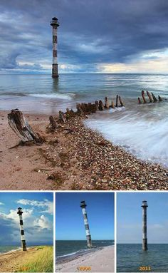 Coast Stories: 9 More Abandoned Lighthouses