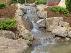 How To Build A Pondless Waterfall Garden Pond