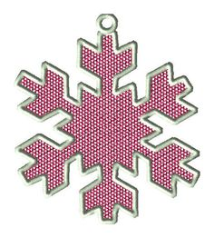 FSL Snowflake  Snowflake Free Standing Lace  by LLHembroidery