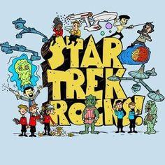Trek in the style of Schoolhouse Rock. Star Wreck, Star Trek Books, Star Trek 1, Star Trek Images, Star Trek Starships, Jokes Pics, Starship Enterprise, Leonard Nimoy, Star Trek Universe
