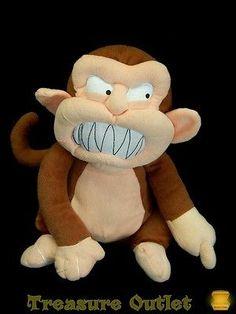 Nanco Family Guy Stuffed Plush Evil Monkey 12in