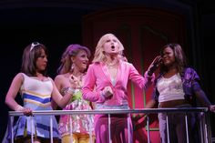 What You Want! Legally Blonde the musical