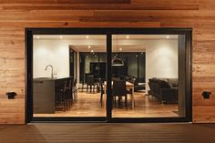 Cedar-Clad Malbaie V Residence