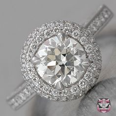 1.5 ct antique engagement ring *want/need this* PERFECTION