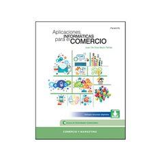 Aplicaciones informaticas para el comercio. Juan de Dios Marín Peñas. Máis información no catálogo: http://kmelot.biblioteca.udc.es/record=b1517696~S1*gag