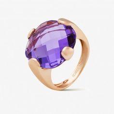 Rose Rings, Venus, Gemstone Rings, Jewellery, Jewels, Watches, Gemstones, Bijoux, Amethysts