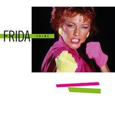 Anni-Frid ABBA solo