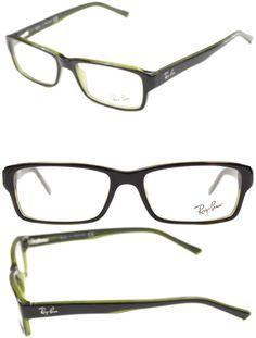 d3d1f2a69dd Fashion Eyewear Clear Glasses 179244  Ray Ban Eyeglasses Rx5169 2383 Top  Havana On Green Plastic