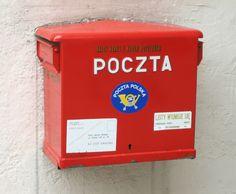 Mailbox -- Poczta Polska Mailbox