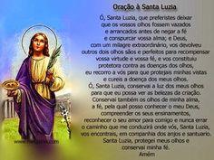 Unimultiplicidade: 13 de Dezembro - Santa Luzia