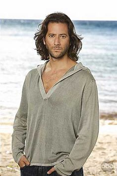 Henry Ian Cusack/Desmond Hume on Lost