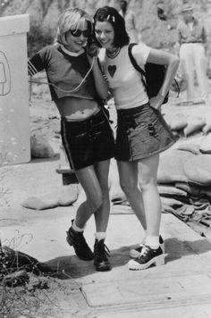 90s fashion woooo