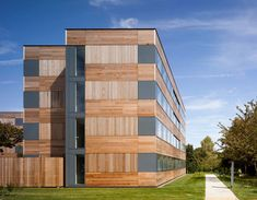 Stanton Williams, Peter Cook  · Cranfield University - Chilver Hall