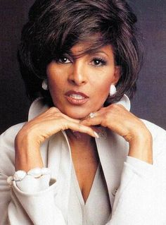 ageless... (in her sixties) Pam Grier