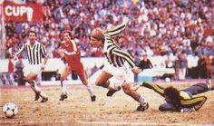 Juventus - Argentinos 1985  Michael Laudrup
