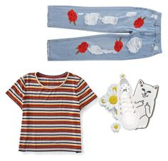 """""""90s insfires mannn"""" by lzbthnadila on Polyvore featuring Aéropostale and RIPNDIP"""