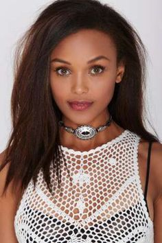 Lovestrength Head Concho Leather Choker    Nasty Gal  #streetstyle #accessories