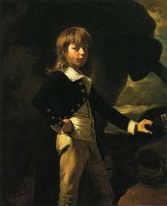 Midshipman Augustus Brine - John Singleton Copley...  From...  http://www.wikipaintings.org/en/john-singleton-copley/midshipman-augustus-brine-1782#supersized-artistPaintings-188634