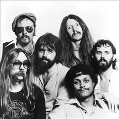 The roots of the Doobie Brothers lie in Pud, a short-lived California country-rock band in the vein of Moby Grape featuring guitarist/vocalist Tom Johnston and drummer John Hartman. Description from legacyrecordings.com. I searched for this on bing.com/images