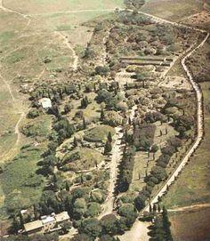 Etruscan Necropolis, Cerveteri, Lazio, Italy
