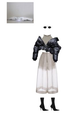 """dinice"" by talkabouttime ❤ liked on Polyvore featuring ADAM, River Island, Delpozo and Balenciaga"