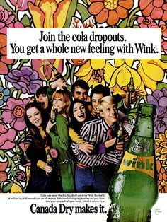 1967 Wink by Canada Dry